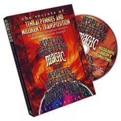 Tenkai Pennies (World's Greatest Magic) - DVD