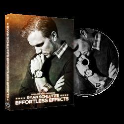 Ryan Schultz's Effortless Effects by Big Blind Media - DVD