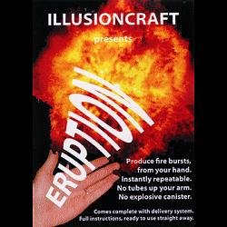 Eruption Universal Edition  by Illusioncraft - Trick