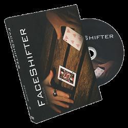 FaceShifter Blue (DVD and Gimmick) by Skulkor - DVD