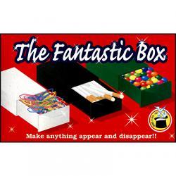 Fantastic Box (Black) by Vincenzo Di Fatta - Trick