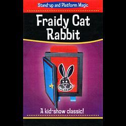 Fraidy Cat Rabbit (Clown) - Trick