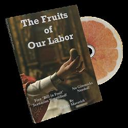 Fruits Of Our Labor Bill In Lemon by Bobby Maverick - DVD