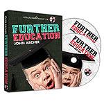 Further Education by John Archer 2 DVD Set