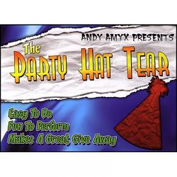 Hat Tear (Party Hat) - Trick