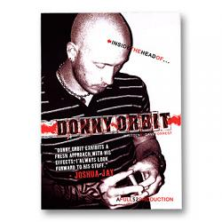 Inside the Head of Donny Orbit by Donny Orbit - Book