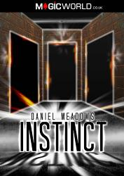 Instinct by Daniel Meadows Mentalism Magic