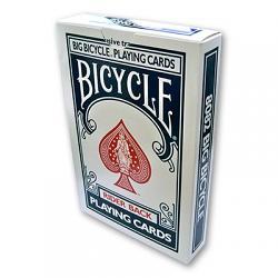 Jumbo Rising Card (Blue Bicycle) - TRICK