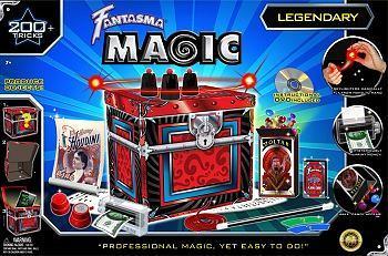 LEGENDARY Magic Set by Fantasma Magic