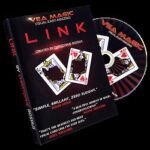 Link - The Linking Card Project (DVD & Gimmicks) by Christoph Rossius - Trick