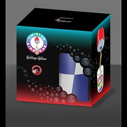 Magnetic Airborne (Red Bull) by Twister Magic - Trick