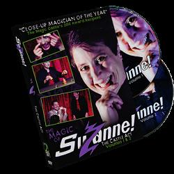 The Magic Of Suzanne: The Castle Act (2 DVD Set) - DVD
