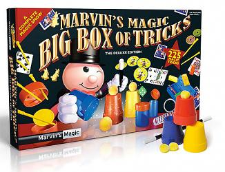 Marvin's Amazing Magic Tricks - The Special Edition