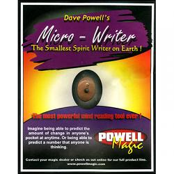 Micro Writer by Dave Powell - Trick