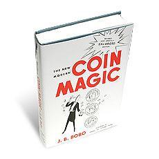 New Modern Coin Magic book JB Bobo
