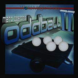 Odd Ball 2 (DVD and Gimmicks) by Marc Oberon - Trick