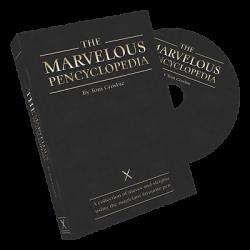 The Marvelous Pencyclopedia by Tom Crosbie