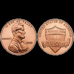 Penny regular one roll of 50 coins - Trick