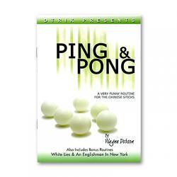 Ping and Pong by Wayne Dobson - eBook DOWNLOAD