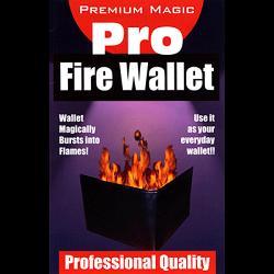 Fire Wallet by Premium Magic - Trick