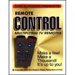 Remote Control Multiplying TV remotes by Tom Burgoon - Trick