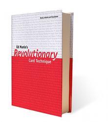 Revolutionary Card Technique by Ed Marlo - Book