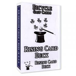 Rising Card Deck (Blue) - Trick