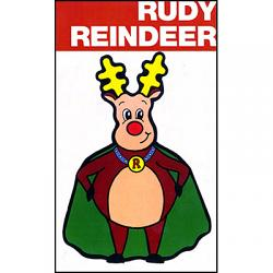 Rudy Reindeer by SPS Publications - Trick