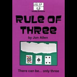 Rule of Three by Jon Allen - Trick