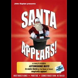 Santa Appears by John Kaplan - DVD