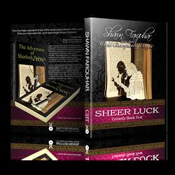 Sheer Luck - The Comedy Book Test by Shawn Farquhar