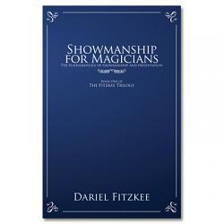 Showmanship for Magicians by Dariel Fitzkee - Book