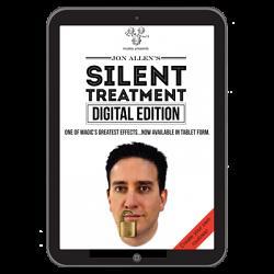 Silent Treatment (Digital Edition) by Jon Allen - Trick