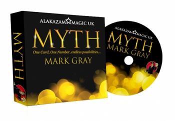 Myth by Mark Grey Magic Trick With DVD