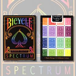 Spectrum Deck by US Playing Card - Trick