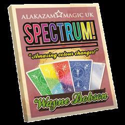 Spectrum by Wayne Dobson and Alakazam Magic