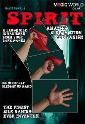 Spirit - The Cleanest Silk Vanish by David De-Val