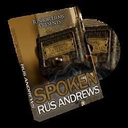Spoken by Rus Andrews - DVD