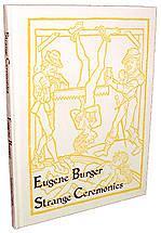 Strange Ceremonies by Eugene Burger - Book