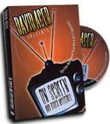 On Screen and Other Mysteries by David Acer
