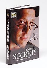 Beyond Secrets Book by Jay Sankey Magic
