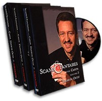Scams and Fantasies DVD 1-4 By Darwin Ortiz