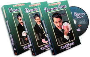 Card Shark Series by Darwin Ortiz Vol 1-3 DVDs