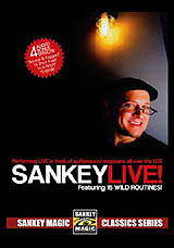 Sankey Live DVD by Jay Sankey