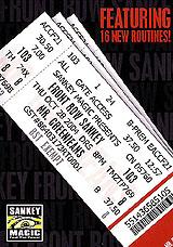 Front Row Sankey by Jay Sankey