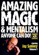 AMAZING MAGIC AND MENTALISM ANYONE CAN DO...