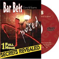 Bar Bets & Scams DVD - Secrets