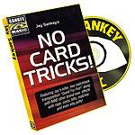 No Card Tricks by Jay Sankey - DVD