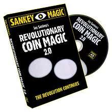 Revolutionary Coin Magic 2.0 - Jay Sankey DVD