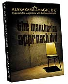 The Manchurian Approach DVD - by Anthony Jacquin
